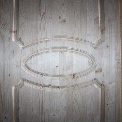 на фото деревянная дверь