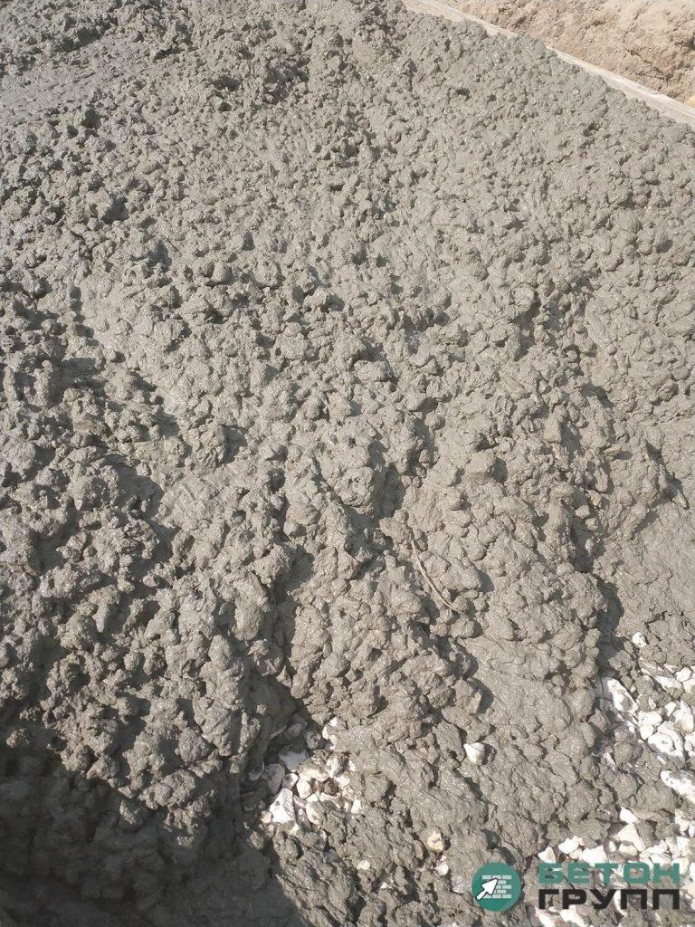 Смесь бетонная на гранитном щебне в22 5 стоимость готового цементного раствора